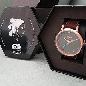 Star Wars Collectible Rei Nixon Watch